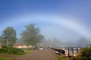 Fog Bow ~Karen Karl